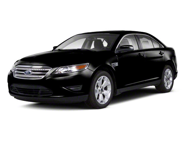 Ebony Black 2011 Ford Taurus Pictures Taurus Sedan 4D Limited photos front view