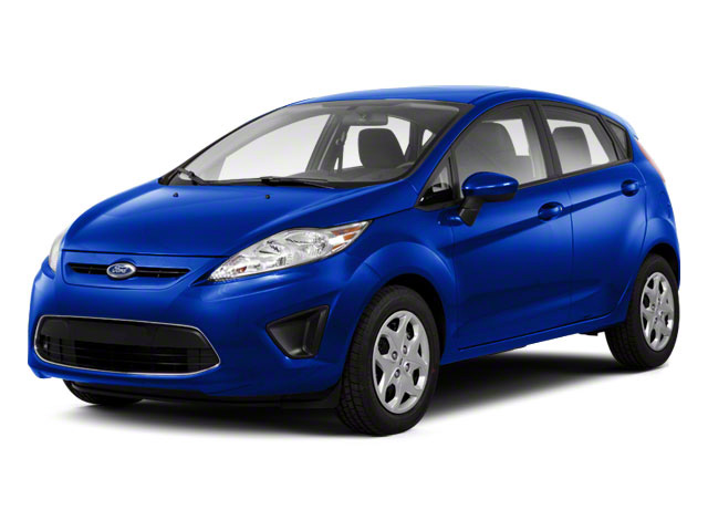 Blue Flame Metallic 2011 Ford Fiesta Pictures Fiesta Hatchback 5D SE photos front view