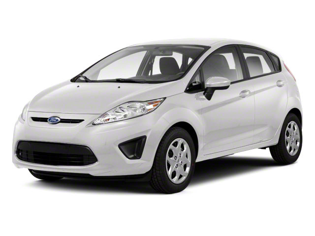Oxford White 2011 Ford Fiesta Pictures Fiesta Hatchback 5D SE photos front view