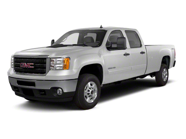 Summit White 2011 GMC Sierra 2500HD Pictures Sierra 2500HD Crew Cab SLE 2WD photos front view
