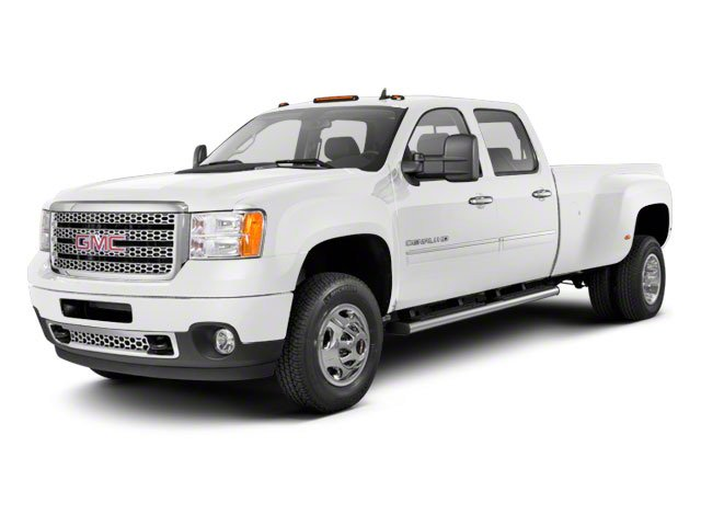 Summit White 2011 GMC Sierra 3500HD Pictures Sierra 3500HD Crew Cab Denali 4WD photos front view