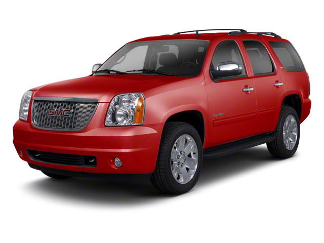 Red Jewel Tintcoat 2011 GMC Yukon Pictures Yukon Utility 4D 2WD photos front view