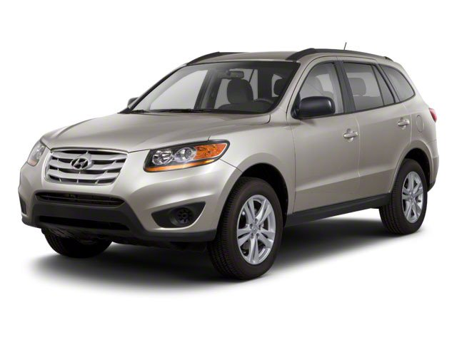 Mineral Gray 2011 Hyundai Santa Fe Pictures Santa Fe Utility 4D Limited AWD photos front view