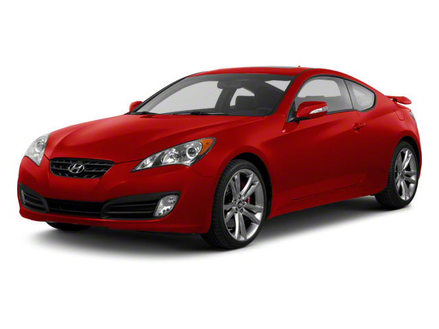 Tsukuba Red 2011 Hyundai Genesis Coupe Pictures Genesis Coupe 2D photos front view