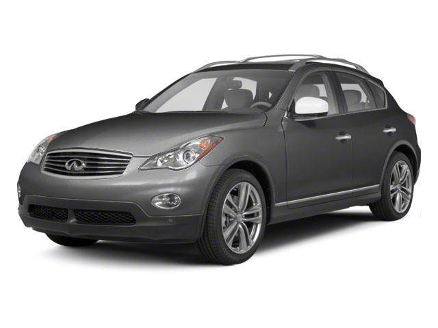 Graphite Shadow 2011 INFINITI EX35 Pictures EX35 Wagon 4D Journey 2WD photos front view