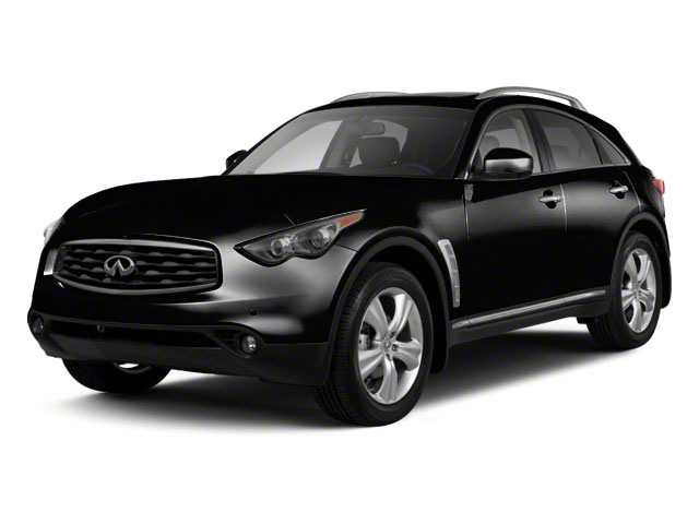 Malbec Black 2011 INFINITI FX50 Pictures FX50 FX50 AWD photos front view