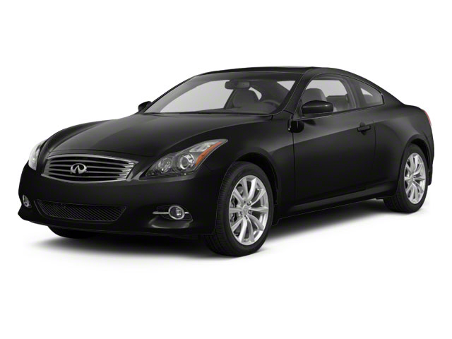 Black Obsidian 2011 INFINITI G37 Coupe Pictures G37 Coupe 2D photos front view