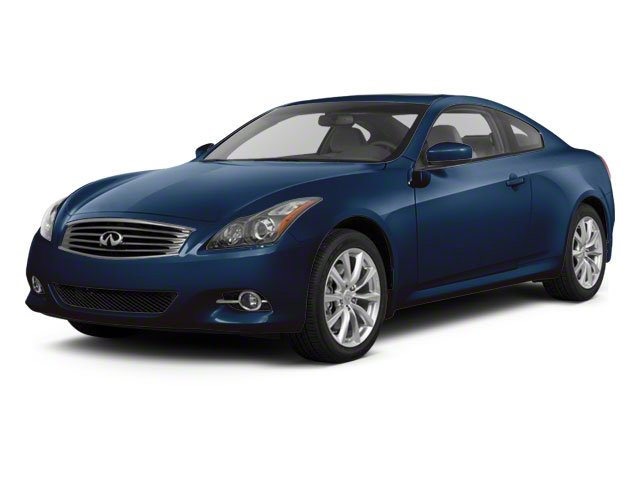 Lapis Blue 2011 INFINITI G37 Coupe Pictures G37 Coupe 2D 6 Spd photos front view