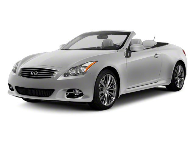 Liquid Platinum 2011 INFINITI G37 Convertible Pictures G37 Convertible Convertible 2D 6 Spd photos front view