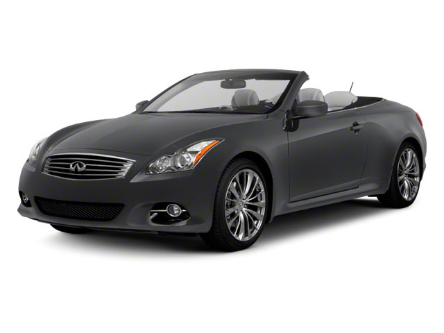 Graphite Shadow 2011 INFINITI G37 Convertible Pictures G37 Convertible Convertible 2D 6 Spd photos front view