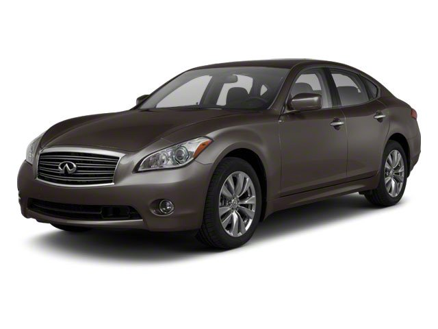 Storm Front Grey 2011 INFINITI M56 Pictures M56 Sedan 4D photos front view