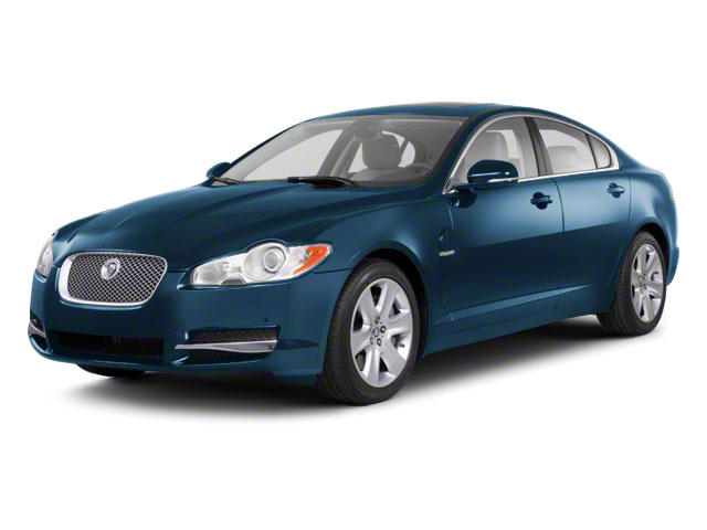 Kyanite Blue 2011 Jaguar XF Pictures XF Sedan 4D XFR Supercharged photos front view
