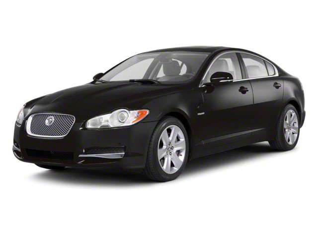 Pearl Grey 2011 Jaguar XF Pictures XF Sedan 4D Portfolio photos front view