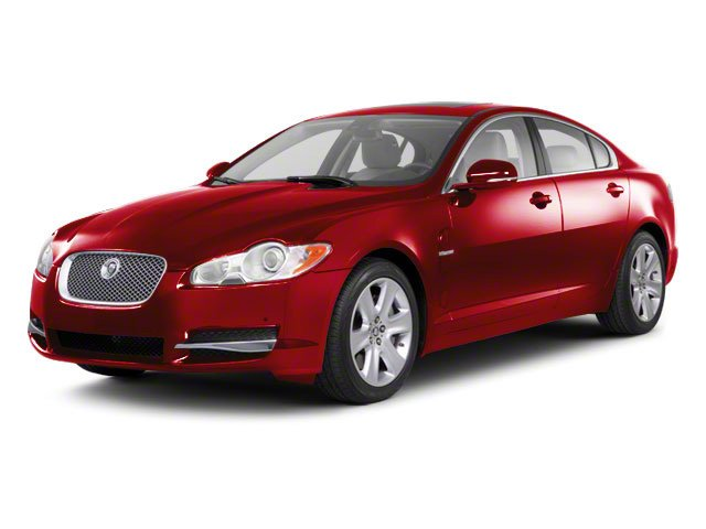 Salsa 2011 Jaguar XF Pictures XF Sedan 4D XFR Supercharged photos front view