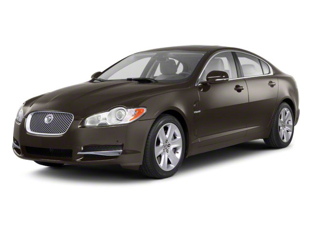 Vapour Grey 2011 Jaguar XF Pictures XF Sedan 4D photos front view