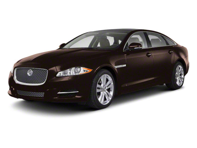 Caviar 2011 Jaguar XJ Pictures XJ Sedan 4D L Supersport photos front view
