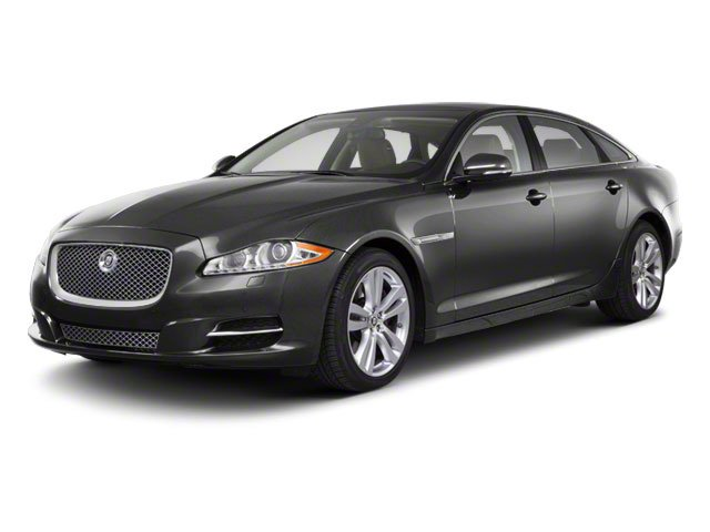Stratus Grey 2011 Jaguar XJ Pictures XJ Sedan 4D L Supersport photos front view