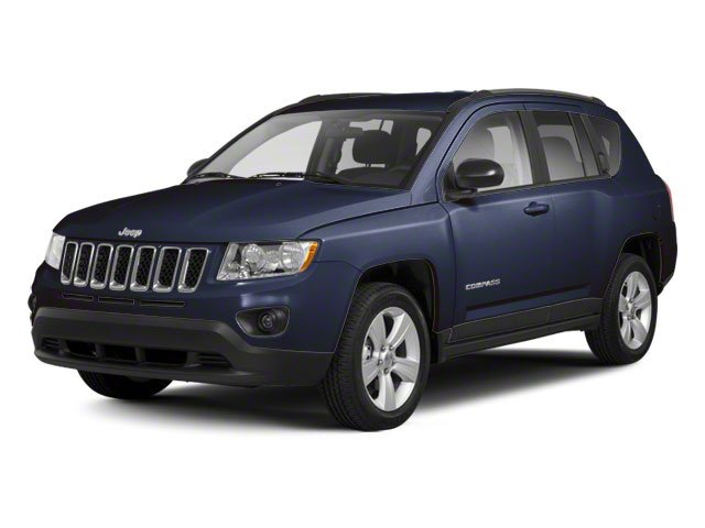 Blackberry Pearl 2011 Jeep Compass Pictures Compass Utility 4D Sport 2WD photos front view