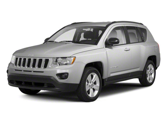 Bright Silver Metallic 2011 Jeep Compass Pictures Compass Utility 4D Limited 4WD photos front view