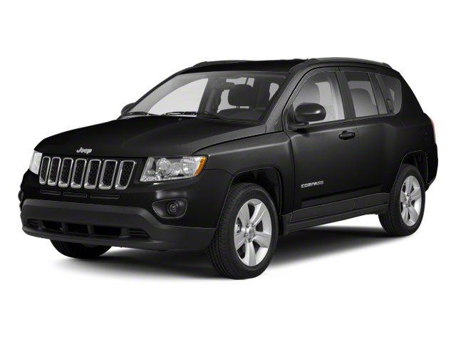 Brilliant Black Crystal Pearl 2011 Jeep Compass Pictures Compass Utility 4D Limited 4WD photos front view