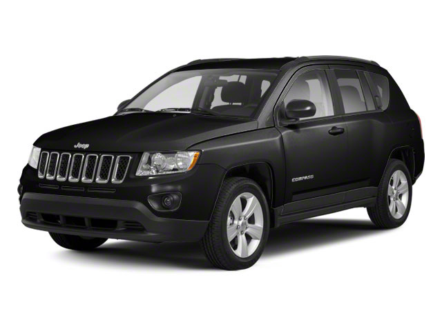 Brilliant Black Crystal Pearl 2011 Jeep Compass Pictures Compass Utility 4D Sport 2WD photos front view