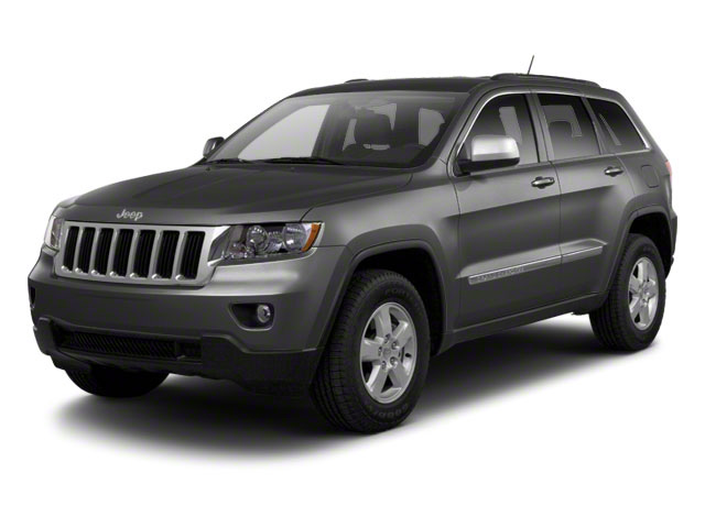 Dark Charcoal Pearl 2011 Jeep Grand Cherokee Pictures Grand Cherokee Utility 4D Limited 2WD photos front view
