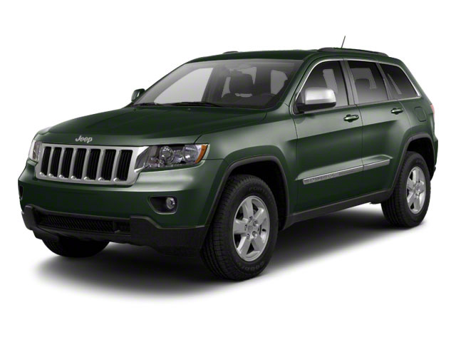 Natural Green Pearl 2011 Jeep Grand Cherokee Pictures Grand Cherokee Utility 4D Limited 2WD photos front view