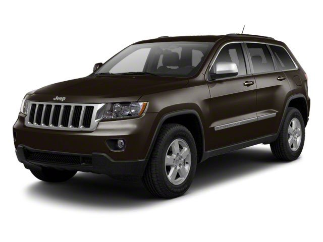 Rugged Brown Pearl 2011 Jeep Grand Cherokee Pictures Grand Cherokee Utility 4D Overland 2WD photos front view