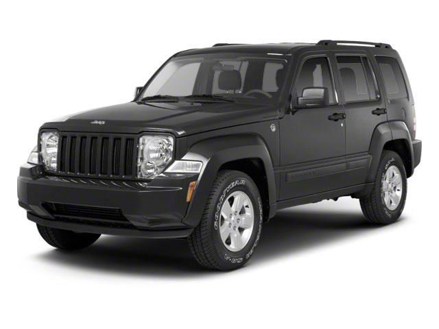 Dark Charcoal Pearl 2011 Jeep Liberty Pictures Liberty Utility 4D Limited 2WD photos front view