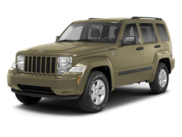 Light Sandstone Metallic 2011 Jeep Liberty Pictures Liberty Utility 4D Limited 2WD photos front view