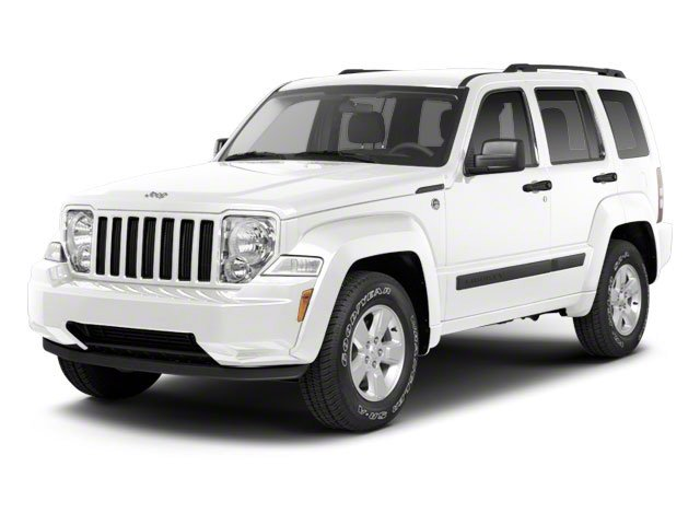 Bright White 2011 Jeep Liberty Pictures Liberty Utility 4D Limited 2WD photos front view