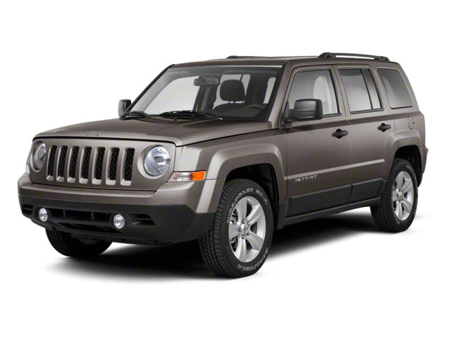 Dark Charcoal Pearl 2011 Jeep Patriot Pictures Patriot Utility 4D Latitude 2WD photos front view