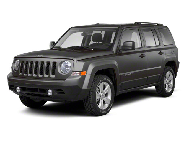 Mineral Gray Metallic 2011 Jeep Patriot Pictures Patriot Utility 4D Latitude 2WD photos front view