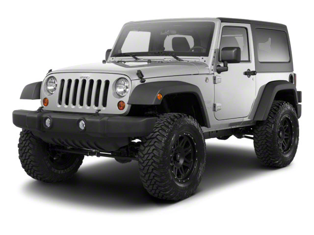Bright Silver Metallic 2011 Jeep Wrangler Pictures Wrangler Utility 2D Rubicon 4WD photos front view