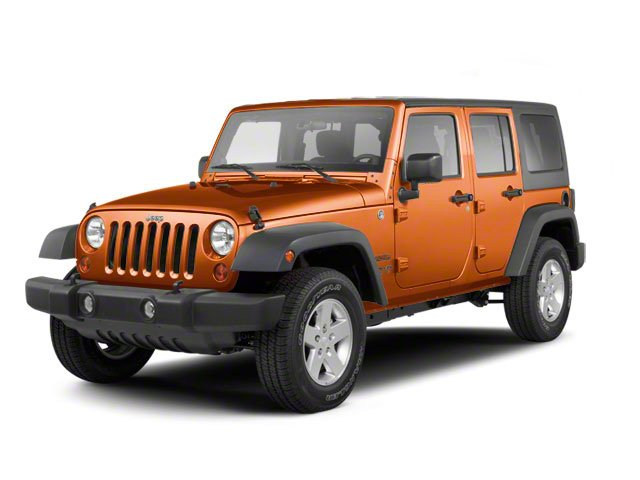 Mango Tango Pearl 2011 Jeep Wrangler Unlimited Pictures Wrangler Unlimited Utility 4D Unlimited Sport 4WD photos front view