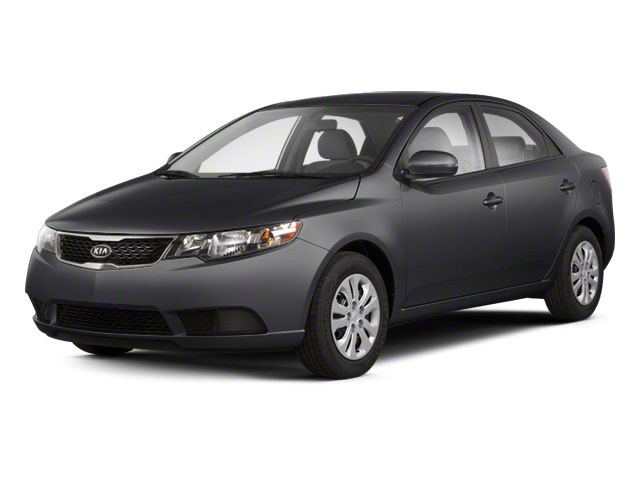 Ebony Black 2011 Kia Forte Pictures Forte Sedan 4D SX photos front view