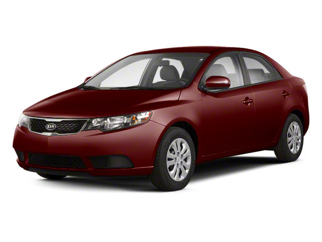 Spicy Red Metallic 2011 Kia Forte Pictures Forte Sedan 4D SX photos front view