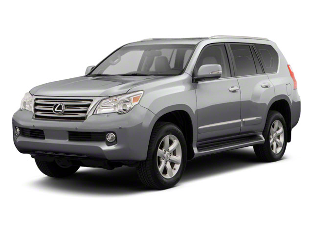 Tungsten Pearl 2011 Lexus GX 460 Pictures GX 460 Utility 4D 4WD photos front view