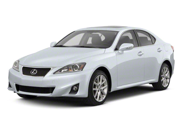 Glacier Frost Mica 2011 Lexus IS 350 Pictures IS 350 Sedan 4D IS350 photos front view