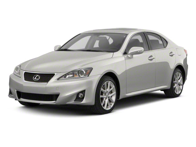 Tungsten Pearl 2011 Lexus IS 250 Pictures IS 250 Sedan 4D IS250 AWD photos front view