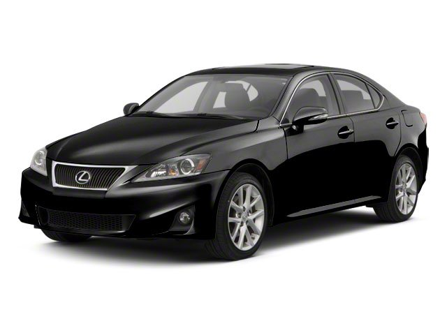 Obsidian 2011 Lexus IS 250 Pictures IS 250 Sedan 4D IS250 photos front view