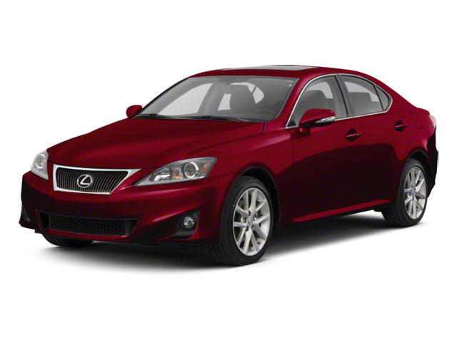 Matador Red Mica 2011 Lexus IS 250 Pictures IS 250 Sedan 4D IS250 photos front view