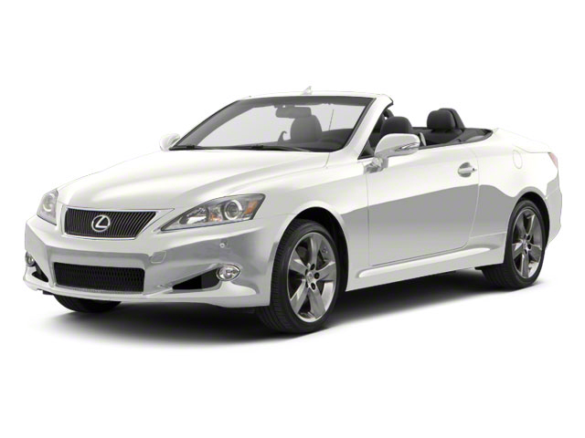 Starfire Pearl 2011 Lexus IS 350C Pictures IS 350C Convertible 2D IS350 photos front view