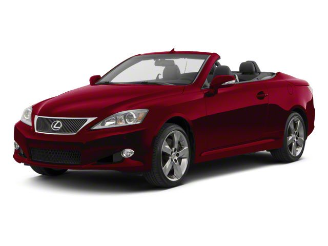 Matador Red Mica 2011 Lexus IS 350C Pictures IS 350C Convertible 2D IS350 photos front view