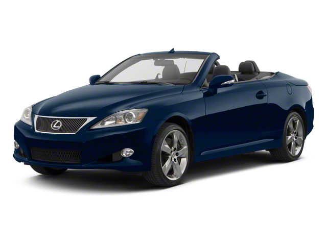 Deep Sea Mica 2011 Lexus IS 350C Pictures IS 350C Convertible 2D IS350 photos front view