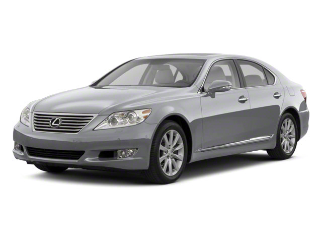 Mercury Metallic 2011 Lexus LS 460 Pictures LS 460 Sedan 4D LS460L photos front view