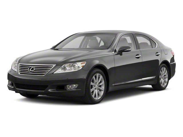 Smoky Granite Mica 2011 Lexus LS 460 Pictures LS 460 Sedan 4D LS460L photos front view