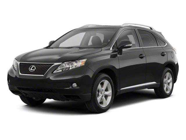 Smoky Granite Mica 2011 Lexus RX 350 Pictures RX 350 Utility 4D 2WD photos front view