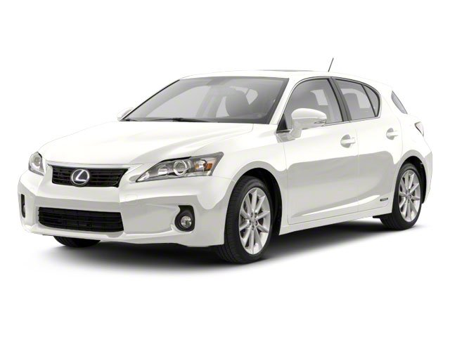 Starfire Pearl 2011 Lexus CT 200h Pictures CT 200h Hatchback 5D CT200h photos front view