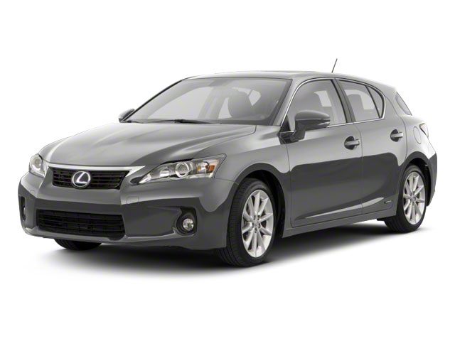 Smoky Granite Mica 2011 Lexus CT 200h Pictures CT 200h Hatchback 5D CT200h photos front view